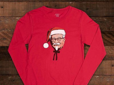 KFC Is Here for Your Ugly Sweater Needs