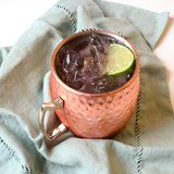 Toast to the Season With a Sweet and Smoky Mezcal Mule