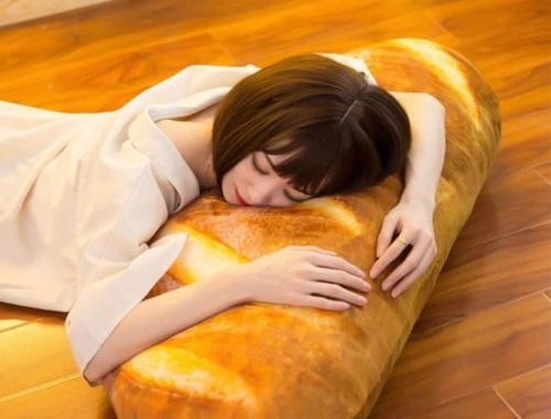 Excuse Me, But Amazon Is Selling a Pillow Shaped Like Bread
