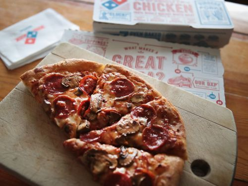 Machiavellian Mega-Chain Domino's Wants to Trade Pizza for Data
