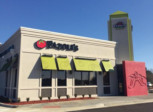 Fazoli's Continues to Develop Presence in Georgia With Opening of New Restaurant