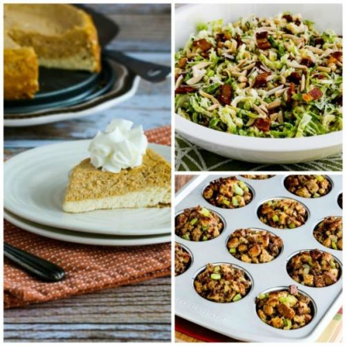 My Top Ten Healthy Thanksgiving Recipes, plus Ten Honorable Mentions