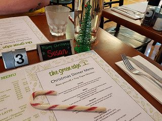 Eating Out: The Green Edge Christmas Dinner