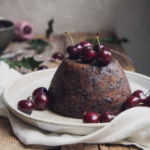 Vegan Plum Pudding Recipe