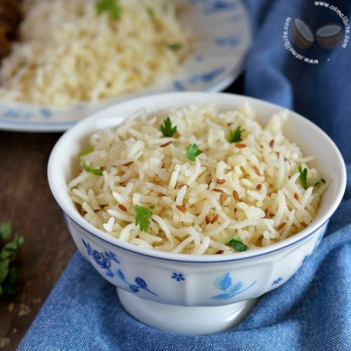 Jeera Rice | Cumin Seeds Rice