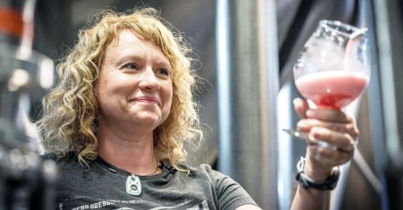 10 Barrel's Tonya Cornett Says 'I Rarely Drink the Same Beer Twice'