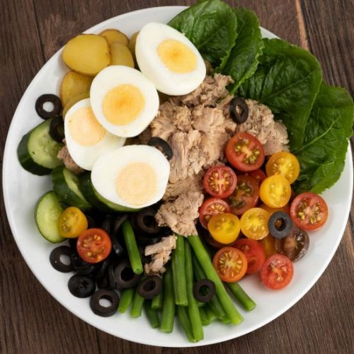 Satisfying Nicoise Salad Recipe