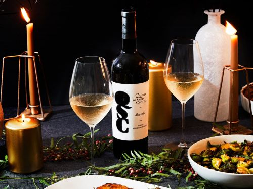 Family-Style Holiday Menu and Vinho Verde Wine Pairing