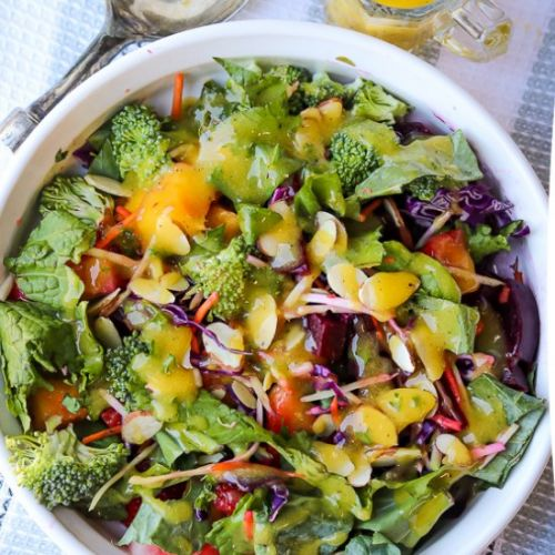 Simple Garden Salad Recipe