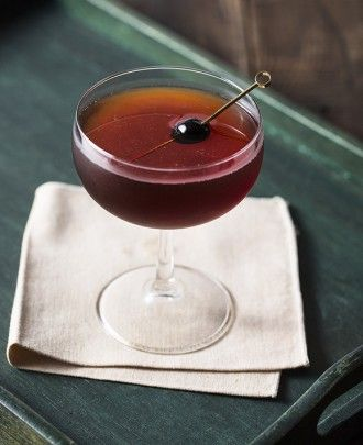 Riffs: The Manhattan Cocktail