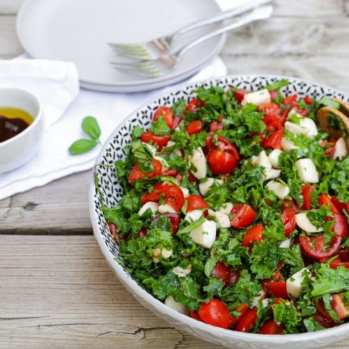 Yummy Chopped Caprese Salad