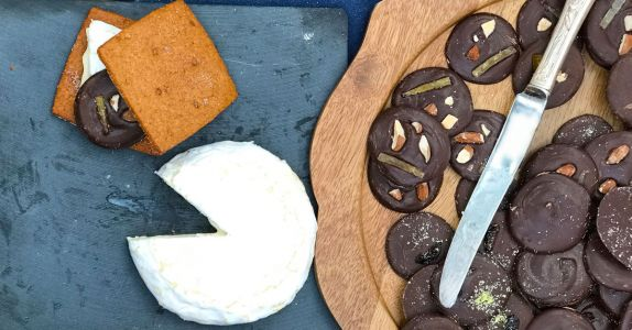 This Sophisticated, Cheesy Riff on S'mores Is Always in Season