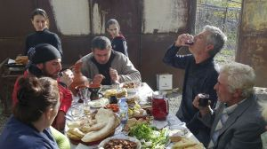 'Anthony Bourdain: Parts Unknown' in Tbilisi, Georgia: Just the One-Liners
