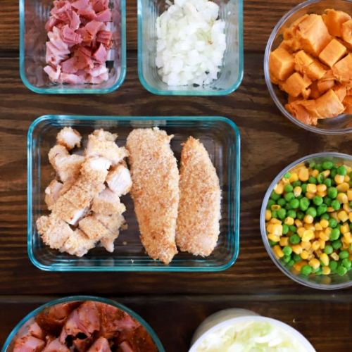 Meal Prep to Save Money