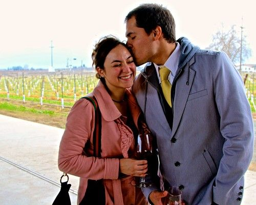 Mary Orlin on Lodi's 2018 Wine & Chocolate Weekend - love is in the air and in the glass!