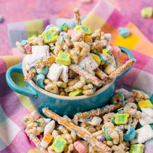 Lucky Charms Puppy Chow