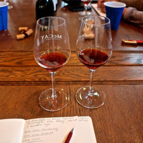 Do Lodi Zinfandels age? Frank talk over old wines with legendary winemakers