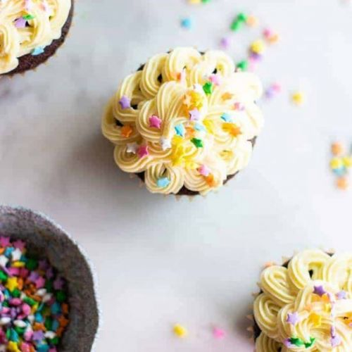 Healthy White Chocolate Frosting