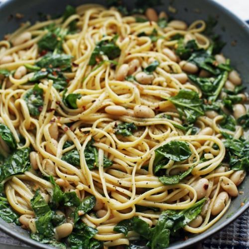 Brown Butter Linguine