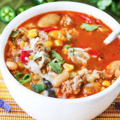 Instant Pot White Turkey Chili