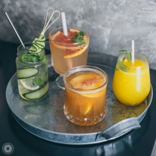 4 gin cocktails