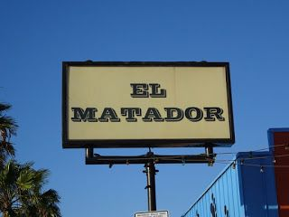 Hoping El Matador Will Hit the Bulls Eye
