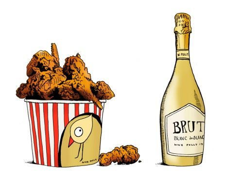 Fried Chicken Wine Pairings