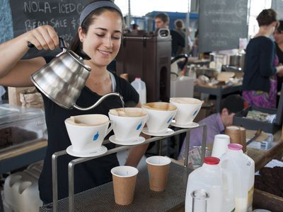 Do People Even Want Pour-Over Coffee Any More?
