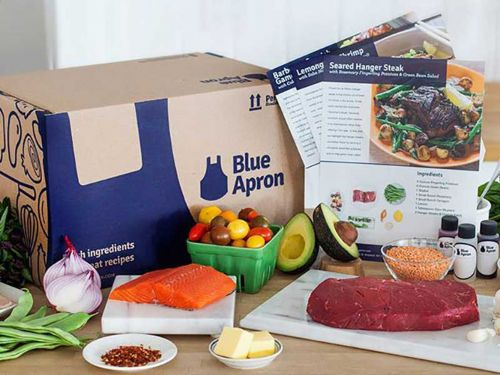 5 Ways Blue Apron Has Attempted to Stave Off Death