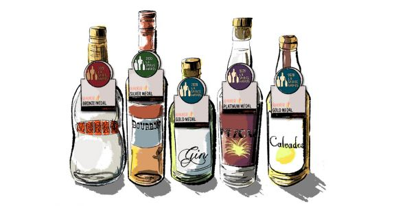 The Winning Bottles of the First-Ever L.A. Spirits Awards