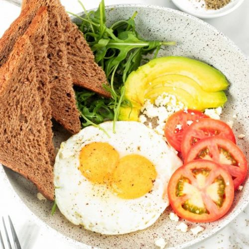Healthy 5-Minute Sunny Side up Eggs