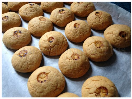 Naan khatai biscuits