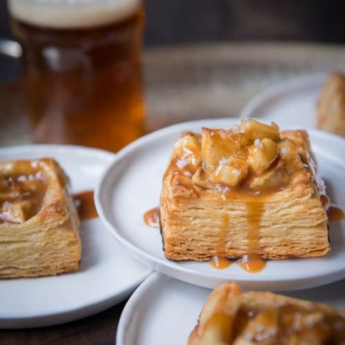 10 Minute Pale Ale Puff Pastry