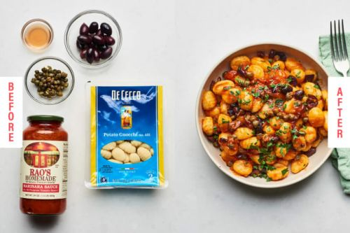 These 5-Ingredient Pantry Pastas Practically Make Themselves