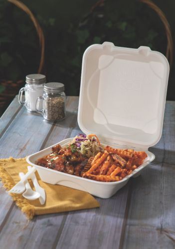 Eco-Products' Award-Winning Line of Compostable Plates, Bowls Now Available Nationwide