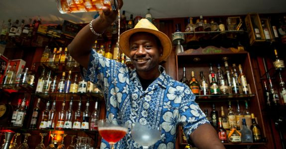 Ian Burrell, Global Rum Ambassador and Equiano Rum Co-founder, Is 'Edu-taining' His Way to Racial Equity in Rum