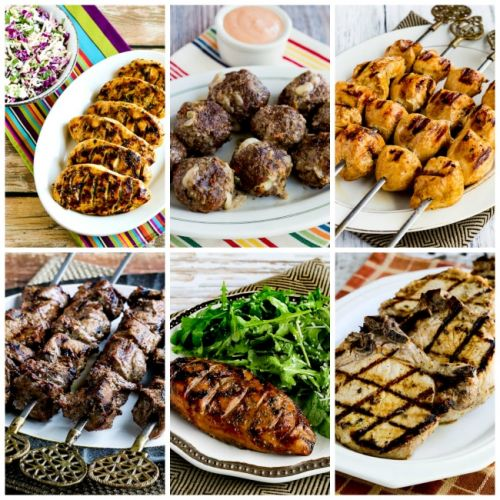 Ten Low-Carb Grilling Recipes Your Family Will Love