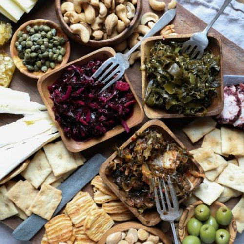 Snacking Board