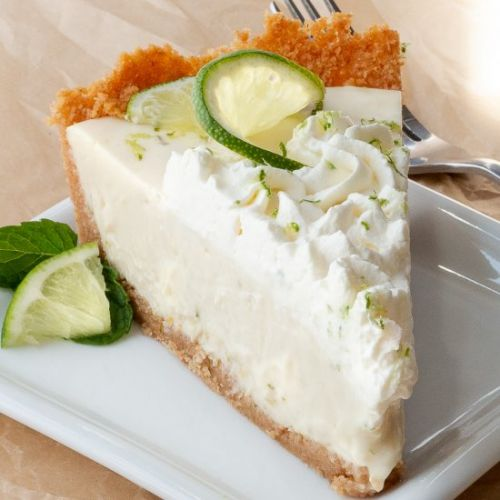 The Easiest Key Lime Pie