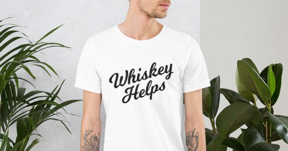 5 Shirts For People Who Love Whiskey