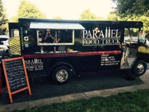 May 5: Parallel Food Truck!