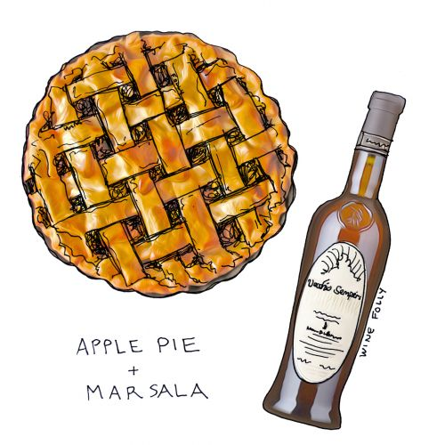 Wines for Apple Pie, Pumpkin Pie, & More