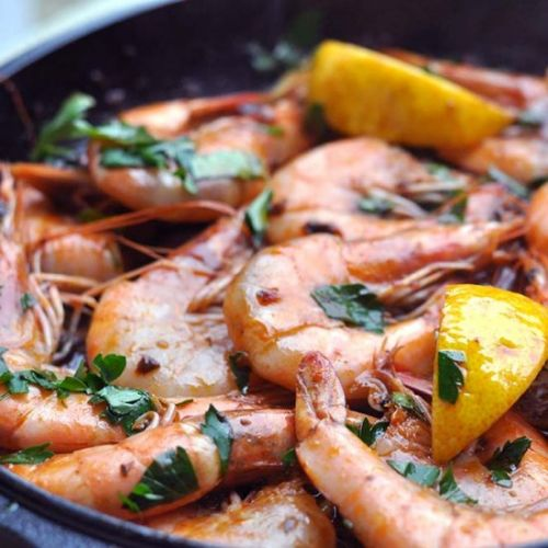 King Prawn Recipes