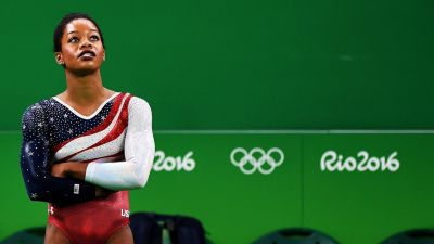Gabby Douglas Almost Quit Gymnastics to Work at Chick-fil-A