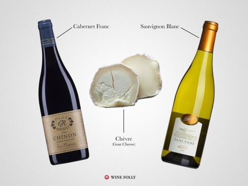 Goat Cheese Wine Pairings You'll Love