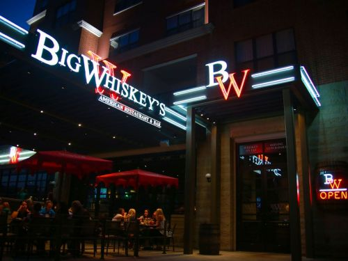Las Vegas Boulevard Confirmed for Big Whiskey's First Nevada Location
