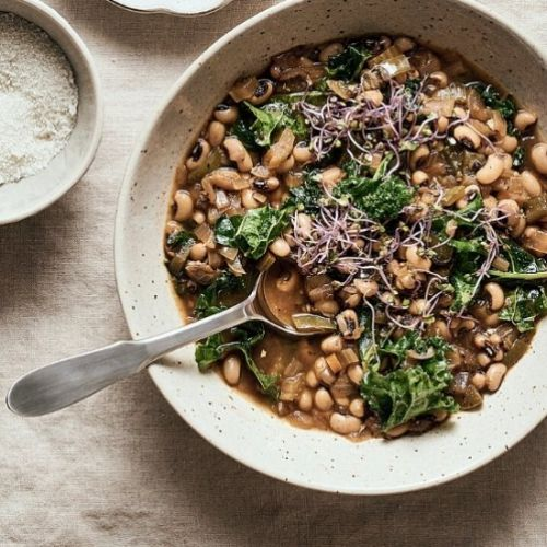Vegan Black-Eyed Pea Stew