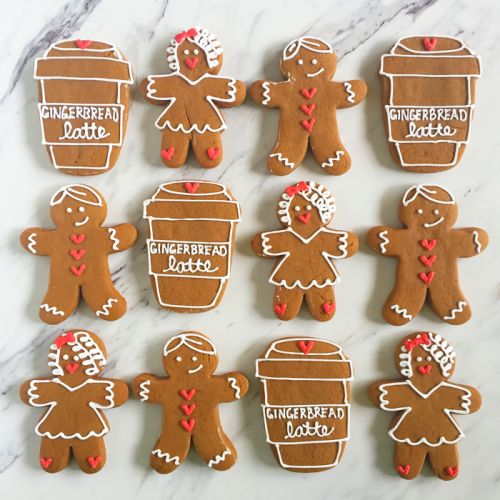 Gingerbread Lattes for all!