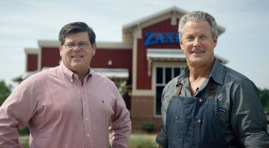 Respect, Trust and Partnership Drive Zaxby's Success During COVID-19