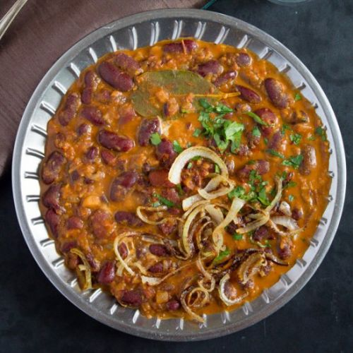 Rajma - Kidney Bean Curry